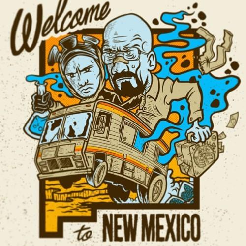 Ню Мексико- В обувките на сатаната