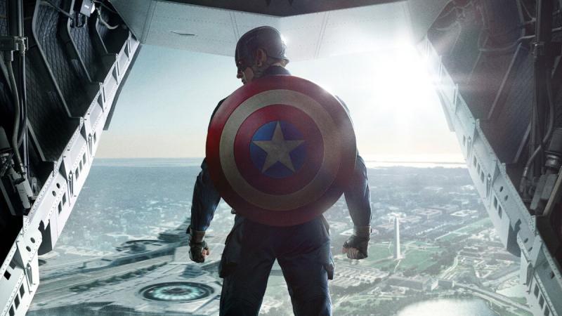 Капитан Америка - малко пари за голяма роля