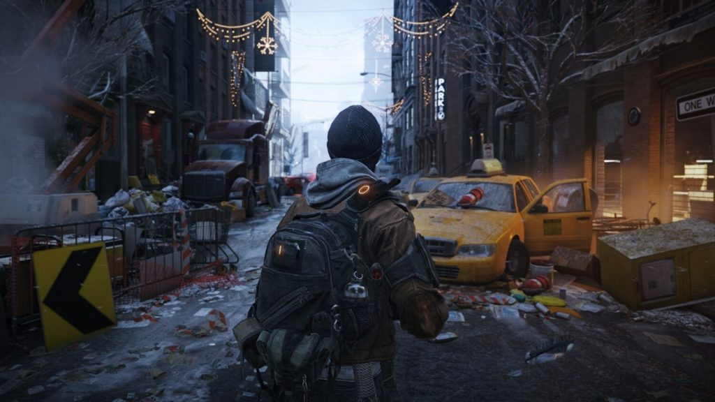 The Division Main