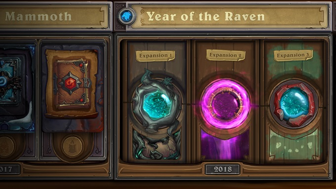 Hearthstone - Year of the Raven