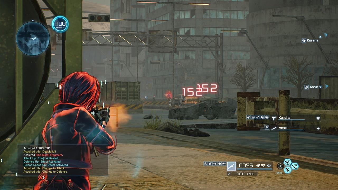 Sword Art Online: Fatal Bullet - Old South