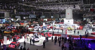 автомобилното изложение в Женева