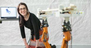 Достъпно дърводелство с роботизираната система AutoSaw