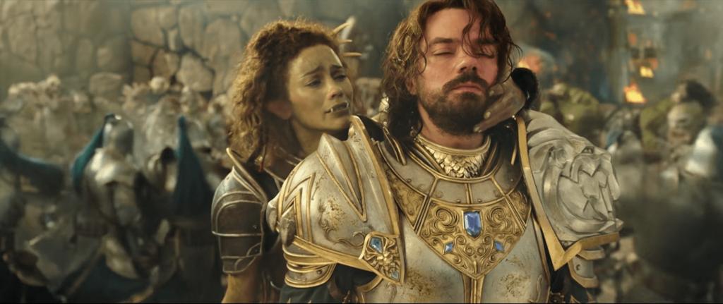 Garona Killing King Llane(1)
