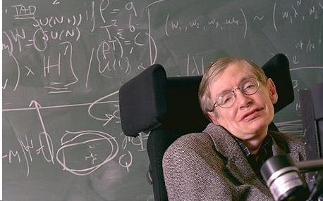 Професор Стивън Хокинг
