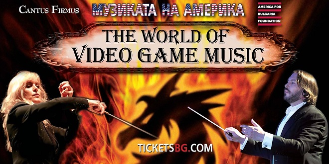 Впечатления от The World of Video Game Music