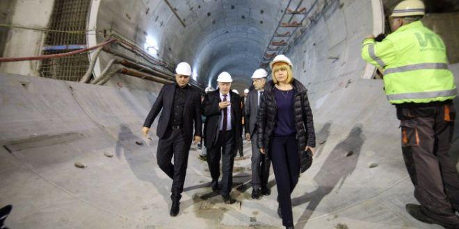 метростанции в София
