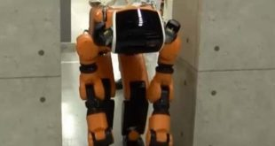 робот на Honda