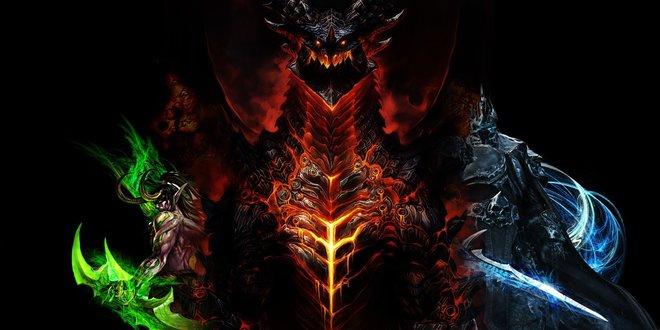 Illidan, Deathwing, The Lich King