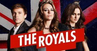 Сериалите тази седмица - the royals