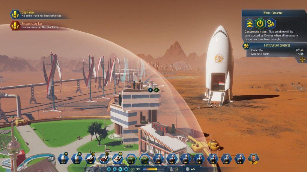 Surviving Mars 2
