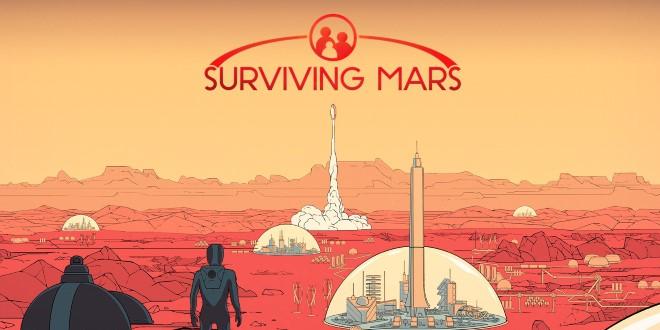 Surviving Mars main