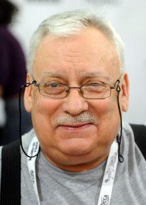 Сапковски през 2015 г.