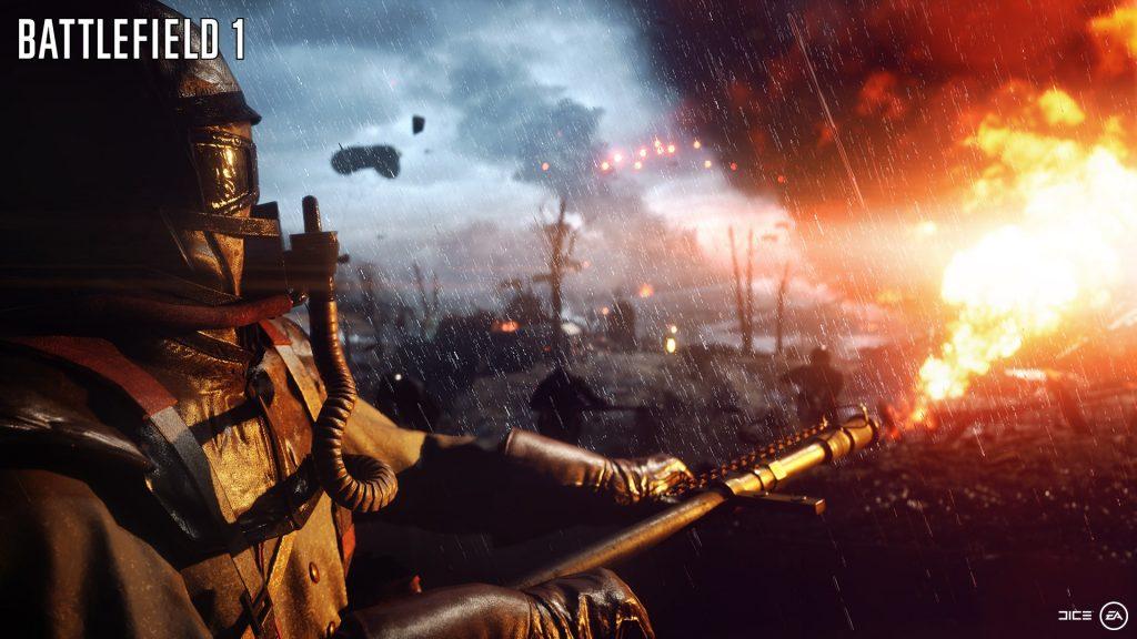 Battlefield 1 multi