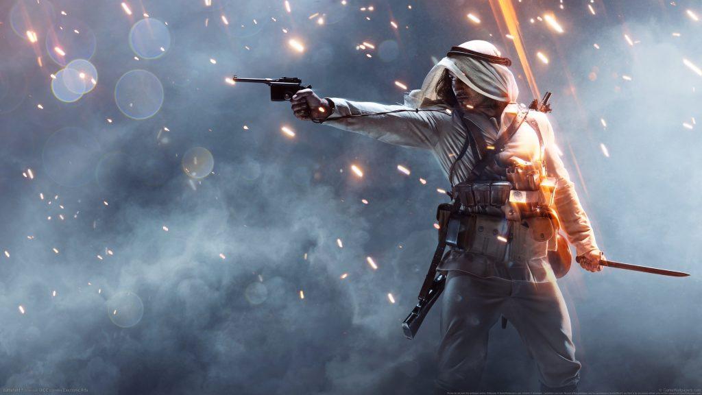 Battlefield 1 single