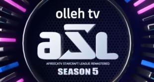 Afreeca Starcraft League season 5