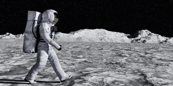 Лунният прах е проблем за астронавтите