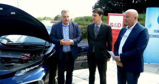 Ще бъдат изградени 10 станции за зареждане на водородни автомобили