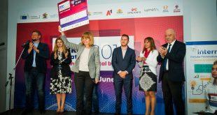 Връчиха наградите в първия Балкански хакатон