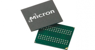 GDDR6 чип на Micron