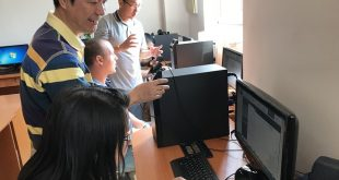 Преподаватели от Политехниката в Шенджен водиха занятия в Пловдивския университет