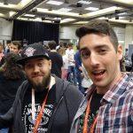 Екипът на Dreamteck по време на Casual Connect 2018