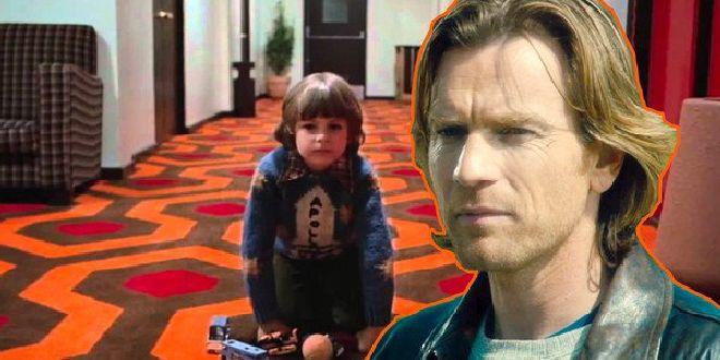 """Юън Макгрегър като порасналия Дани Торънс в """"Доктор Сън"""" на Майк Фланаган"""