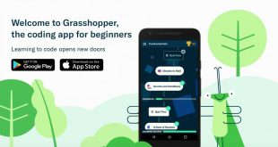 Grasshopper – приложение, с което се учим да програмираме