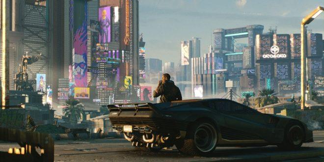 Cyberpunk 2077 на E3