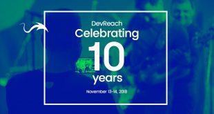 10-ото издание на DevReach ще се състои в София през ноември