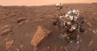 Пясъчната буря на Марс скоро може да се укроти