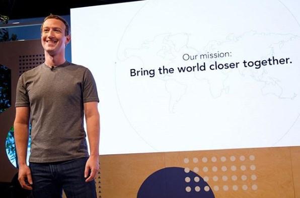 Посещаемостта на Facebook