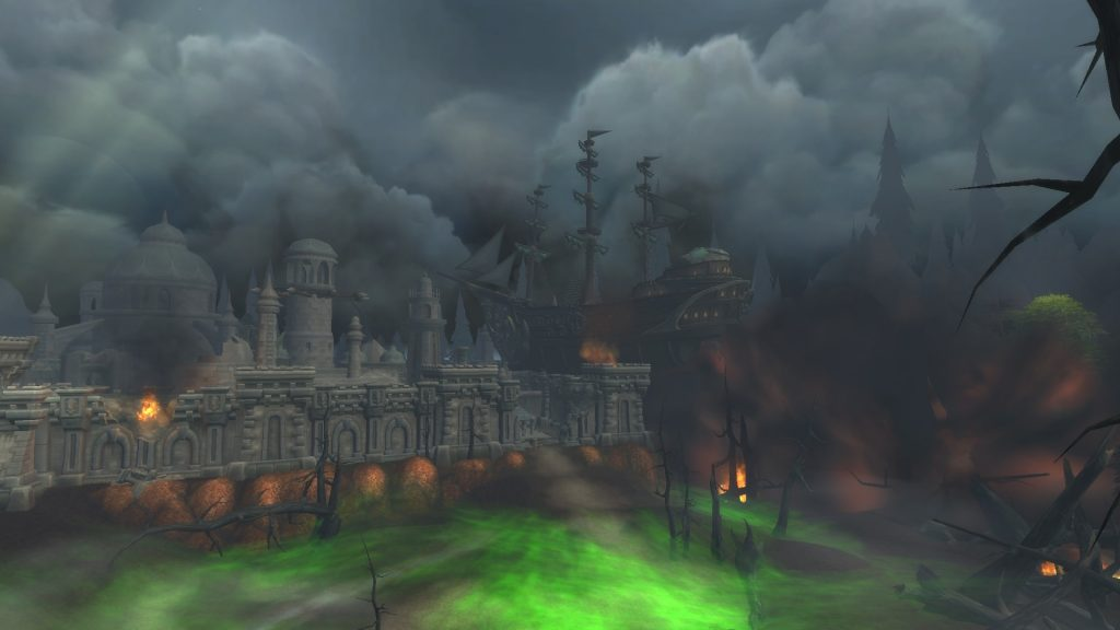 Siege of Lordaeron
