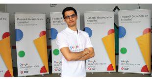 Българин създаде материалите за проект на Google – интервю с Никола Велев.