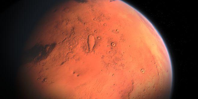 вода на Марс