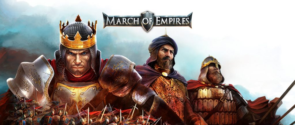 Танко Шокеров и March of Empires
