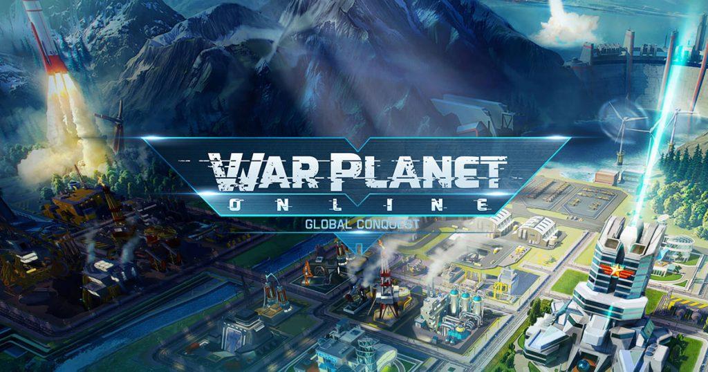 Танко Шокеров и War Planet Online от Gameloft