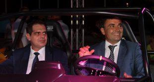 Представиха първия по рода си български електрически автомобил L City