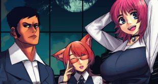 N1RV Ann-A: Cyberpunk Bartender