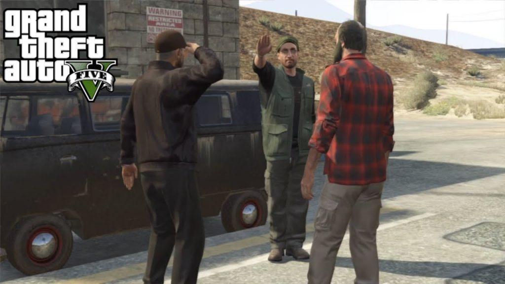 Border Civil Patrol Grand Theft Auto