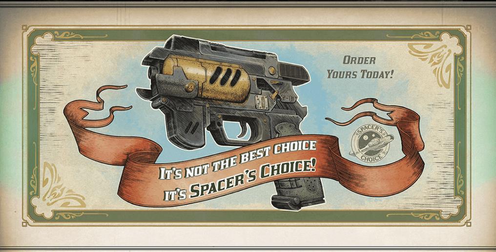 Дребна пуцалка във Fallout стил.