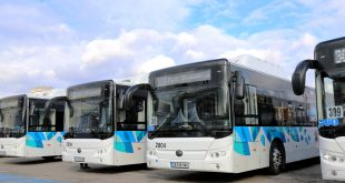 20 електробуса вече се движат в София