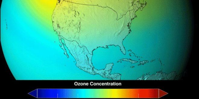 озоновия слой