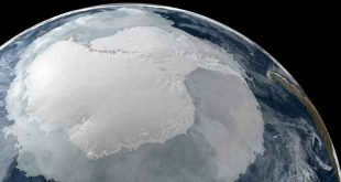 Гравитационна аномалия Антарктика