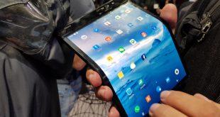 Сгъваеми телефони са във фокуса на Mobile World Congress 2019
