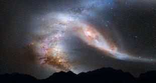 Учени изчислиха кога Млечният път ще се сблъска с галактиката Андромеда