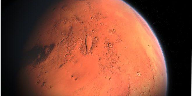 Пътуване до Марс