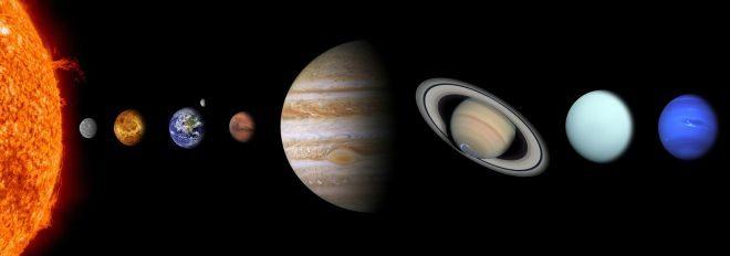космически календар за април 2019 г.