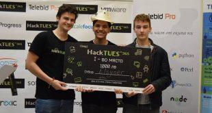 Устройство в помощ на незрящи победи в HackTUES 365