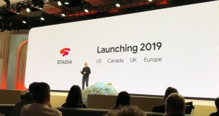 Google Stadia at the Game Developers Conference